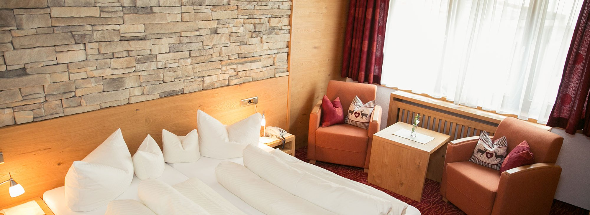 Your home-away-from-home in Sölden