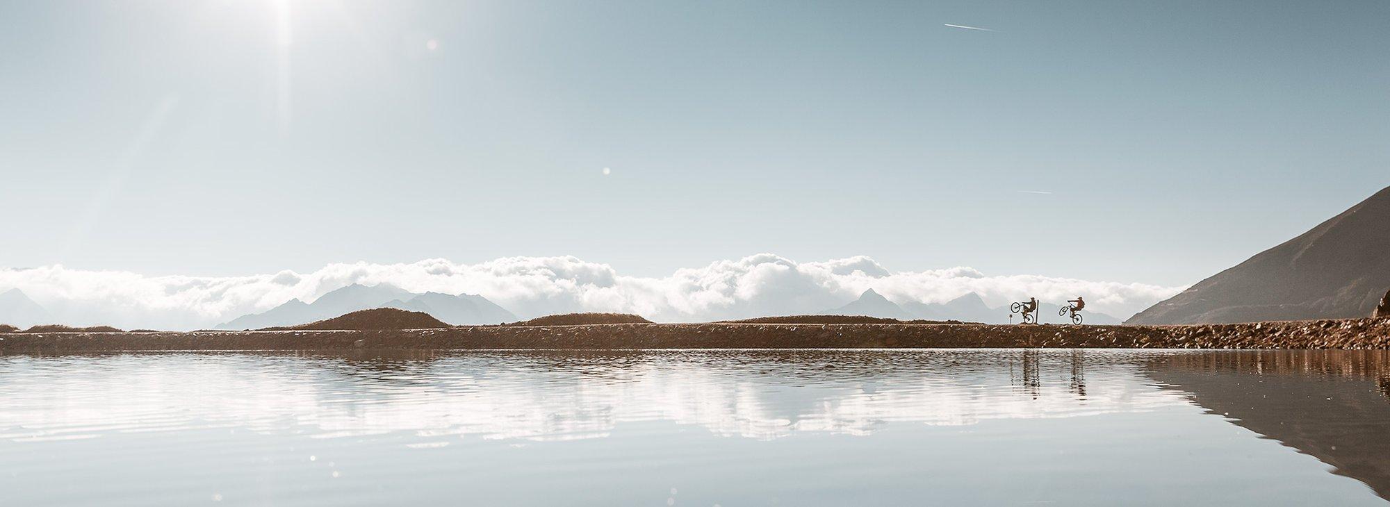 Mountainbike-Pension in Sölden <br /> Facts auf einen Blick