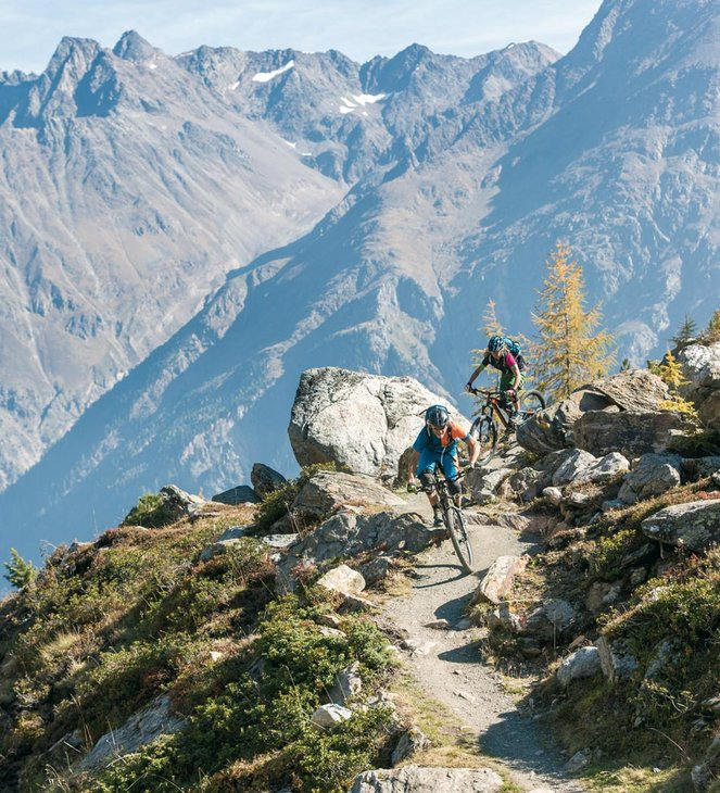Mountainbike <br/> Packages
