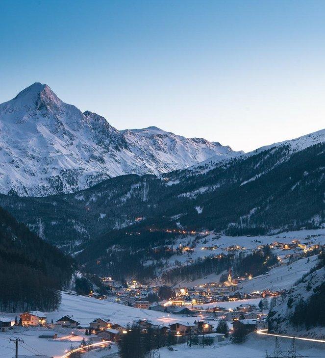 Wintersportbericht <br/> Sölden