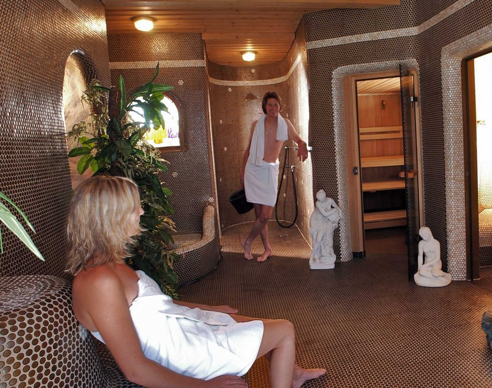 The Wellness Oasis<br /> is a great place to wind down